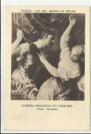 Venezia 1935 XIII Mostra Del Tiziano Cartolina  LUCREZIA MINACCIATA DA TARQUINIO VIENNA ACCADEMIA - Non Classificati