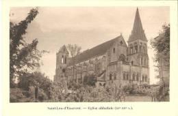 Saint-leu-d'esserent - France