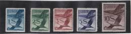 1925/30 FLUGPOSTSERIE ** - 1918-1945 1st Republic