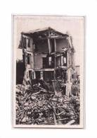 78 CONFLANS STE HONORINE Fin D'Oise, Guerre 1939-45, Restaurant Villain, Ruines, Bombardement, CPSM 9x14, 194? - Conflans Saint Honorine