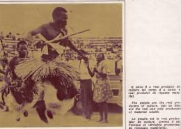 Mozambico , Danza  * - Mozambico