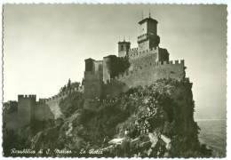 Repubblica Di S. Marino, La Rocca, Unused Real Photo Postcard [13581] - San Marino