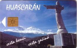 REPUBLIQUE TCHEQUE MONTAGNE MOUNTAIN SUMMIT HUASCARAN PEROU PERU  UT - Montagnes