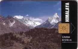 REPUBLIQUE TCHEQUE MONTAGNE MOUNTAIN SUMMIT LHOTSE HIMALAYA   UT - Montagnes