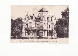 Carte 1920 ARCACHON / PENSION LUXEMBOURG - Arcachon