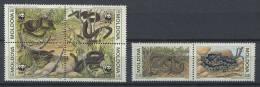 103 MOLDAVIE 1993 - Reptile Serpent WWF - Neuf Sans Charniere (Yvert 44/49) - Moldova