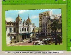 MONTE CARLO  1814 Le Casino Et L´Hotel De Paris Voitures DS - Monaco