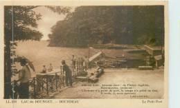 *   (73)  BOURGET DU LAC   *  CPA    -   BOURDEAU - LE PETIT PORT - Le Bourget Du Lac