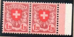 SUISSE : TP N° 209a * - Svizzera