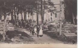 UNE NOCE EN BRETAGNE ( Sortie De L'eglise ) - France