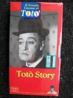 VIDEOCASSETTA VHS - TOTO´   STORY  Nuovo - Classic