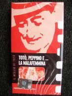 VIDEOCASSETTA VHS - TOTO´   TOTO´ PEPPINO E LA MALAFEMMINA Nuovo - Classic