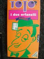 VIDEOCASSETTA VHS - TOTO´   I DUE ORFANELLI   Nuovo - Classic