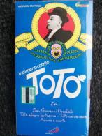 VIDEOCASSETTA VHS - TOTO´   INDIMENTICABILE   Nuovo - Classic