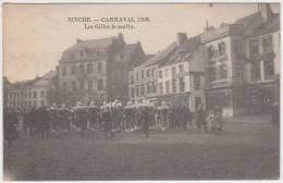 17084g GILLES Le Matin - Carnaval - Binche - 1908 - Binche