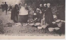 UNE NOCE EN BRETAGNE (.les Cuisines Apres Le Repas ) - Frankreich