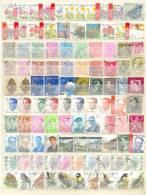 Belgie - Belgique - Z-1017 - 100  Zegels-timbres -  0,40 Euro - Collections