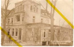 ALLEMAGNE MARIENSIEL   EXPLOSION  CARTE PHOTO ALLEMANDE MILITARIA 1914/1918 - Wilhelmshaven