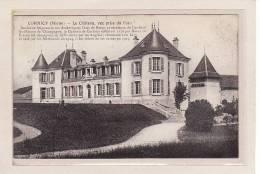 CORMICY (51) / EDIFICES / CHATEAUX / Le Château Vue Prise Du Parc / Ancienne Seigneurie Des Achevêques Ducs De Etc... - Francia