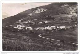 Cpa Du 04-Village Du Col St Jean (vallée De L´Ubaye) - Non Classés