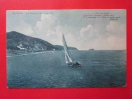 Spotorno (SV) - Dal Terrazzo Dei Bagni Sirio - 1922 - Piccolo Formato - Viaggiata - Italia