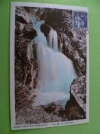 19-  Saint Martin Le Meanne Cascade De Crevessac - France