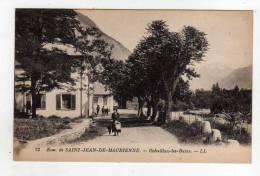 Cpa N° 72 Environs De Saint Jean De Maurienne ECHAILLAN LES BAINS - Ohne Zuordnung