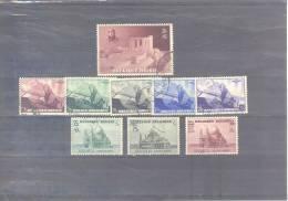 Nr. 465A, 466-470, 481-483 , Cote = 32 Euro (RM03/01) - Oblitérés