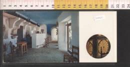 S99621 ARZACHENA COSTA SMERALDA ALBERGO CALA DI VOLPE BAR DEL PORTICCOLO ALBERGHI HOTEL MACCHINE DEL CAFFE - Olbia