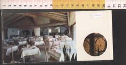 S99622 ARZACHENA COSTA SMERALDA ALBERGO CALA DI VOLPE ALBERGHI HOTEL SALA DA PRANZO - Olbia