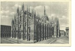 MILANO -DUOMO- TIMBRO FASCISTA - FP -VIAGGIATA  *(lom1844) - Milano
