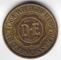 Douwe Egberts  Munt   (2086) - Publicidad