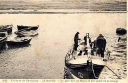 La Hague, Le Petit Port De Goury Et Son Canot De Sauvetage (animée) - Altri Comuni