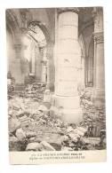 CPA -51 - Saint Hilaire Le Grand - Eglise Détruite Par Un Bombardement ( Intérieur ) - Guerre 1914-18