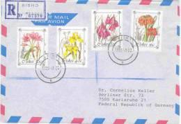 Ciskey - Omslag Reco Air Mail  Bisho 1988 (RM0324) - Vegetales