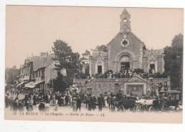 53 La Chapelle- Sortie De Messe - LL , Neuve - La Baule-Escoublac