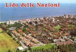 *ITALIA  - EMILIA-ROMAGNA: COMACCHIO - LIDO DELLE NAZIONI (FE)* - Ferrara