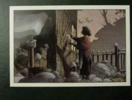 Carte Postale - Magasin Général - 11  Loisel - éditions Granit - Décembre 2006- Carte Neuve, Très Bon état - Bandes Dessinées