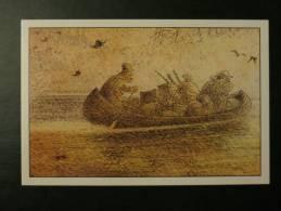 Carte Postale - Magasin Général - 17  Loisel - éditions Granit - Décembre 2006- Carte Neuve, Très Bon état - Bandes Dessinées