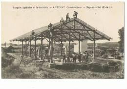 NOGENT-le-ROI --Hangars Agricoles Et Industriels --ANTOINE Constructeur - Andere Gemeenten
