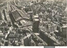 FRA286 - Lille - Vue Aerienne - La Gare - Lille