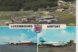 Luxembourg Aeroport - Luxemburg - Stad