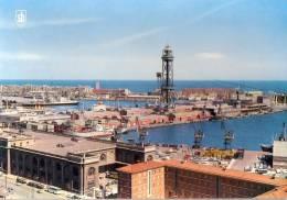 BARCELONA: Puerto - Barcelona