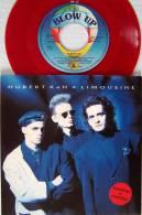 Hubert KAH 45T Couleur Rouge SP PROMO Limousine M / Mint  NEUF - Disco, Pop