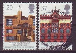 GB - 1990 - MiNr. 1263-1264 - Gestempelt - 1952-.... (Elisabeth II.)