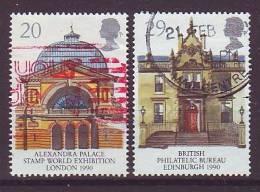GB - 1990 - MiNr. 1261-1262 - Europa - Gestempelt - 1952-.... (Elisabeth II.)