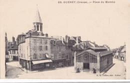 ¤¤  -  62   -   GUERET   -   Place Du Marché  -  Les Halles   -  ¤¤ - Guéret
