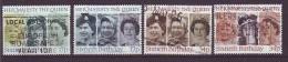 GB - 1986 - MiNr. 1064-1067 - Gestempelt - 1952-.... (Elisabeth II.)