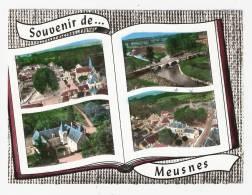 Meusnes  (41)  Multi Vues - France