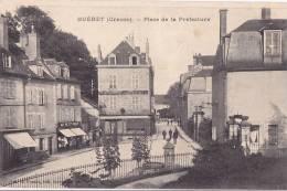 """¤¤  -    GUERET   -   Place De La République  -  Phamacie Centrale  -  Magasin """" Au Petit Paris """"   -  ¤¤ - Guéret"""
